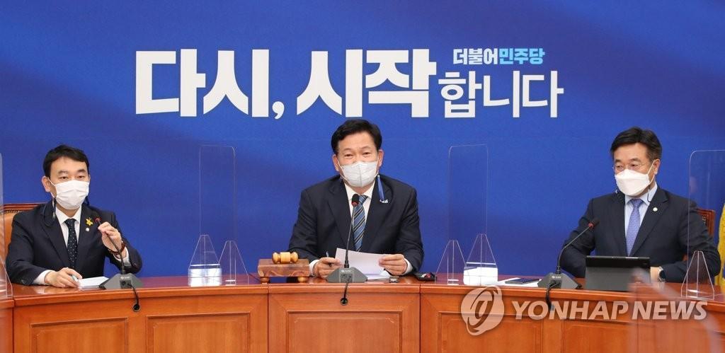 '임박노' 털어낸  與, 민생 속도전…청문제도 개선 목청