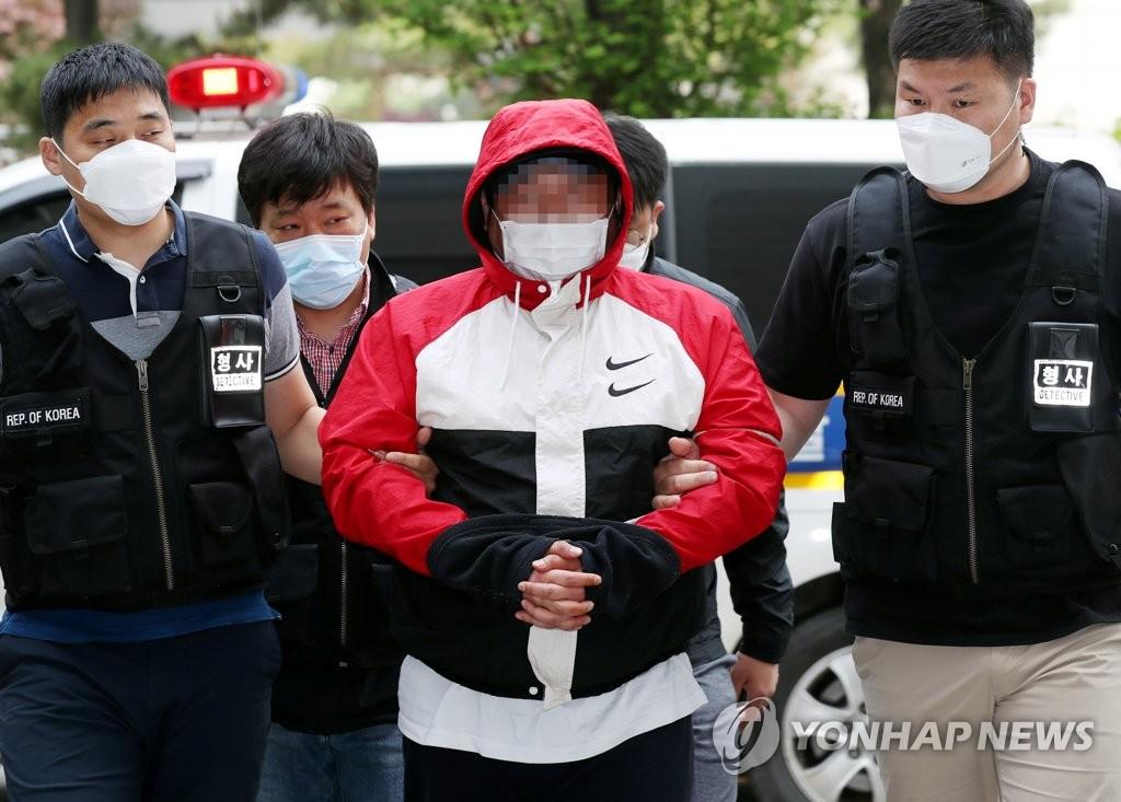인천 노래주점 손님 살인범 신상정보 공개…34세 허민우(종합)