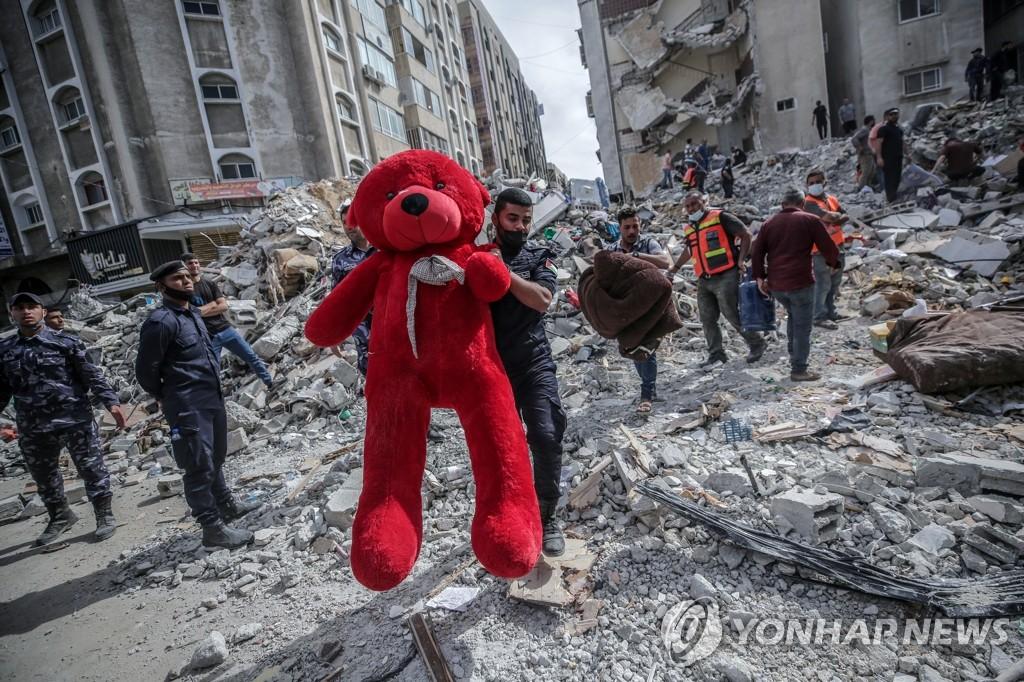 결국 쑥대밭 되나…가자지구에 전쟁범죄·인도주의 위기