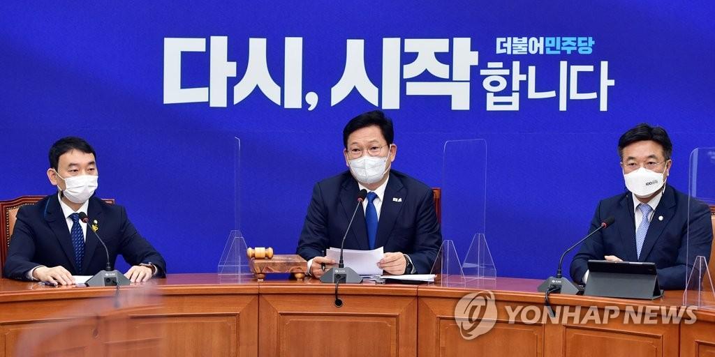 '텃밭' 총집결한 與…빅3부터 지도부까지 5·18행보(종합)