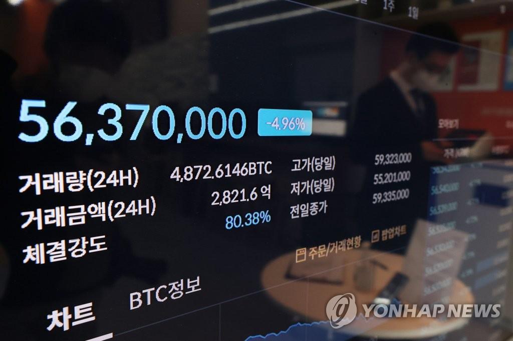 코인 상승세 주춤…한 달간 코인 10개 중 9개 가격 하락