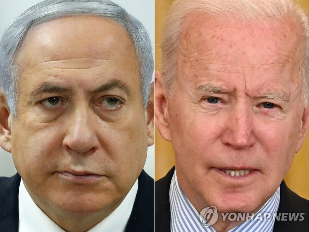 바이든의 이·팔 휴전 '조용한 외교'…이집트와 손잡고 설득