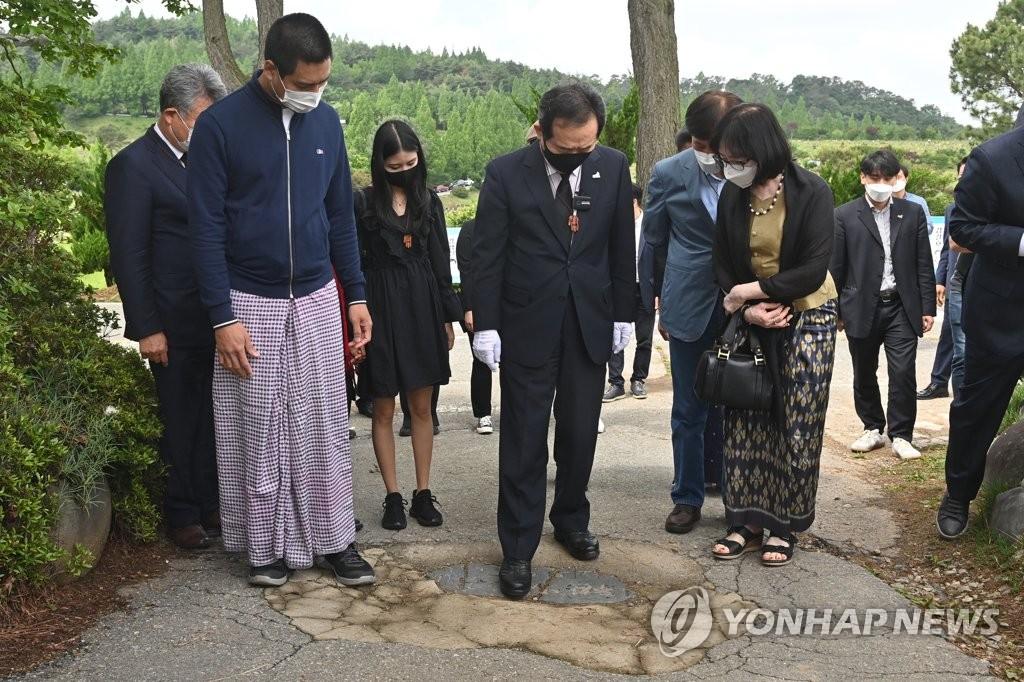 與 빅3의 5·18 메시지…국가폭력 규명·尹 직격·檢言 개혁