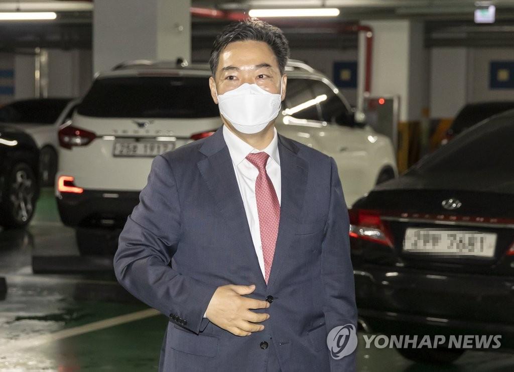 """""""김오수, 라임·옵티머스 의혹 관련 사건 최소 4건 수임""""(종합)"""