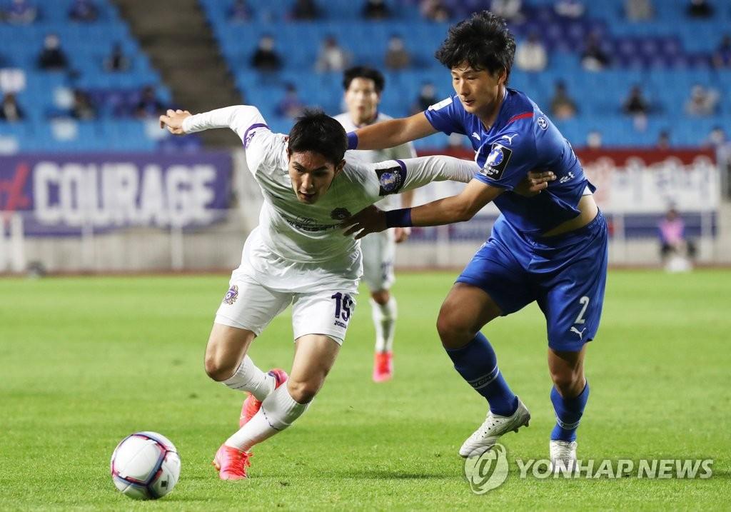 수원, 승부차기 끝에 안양 제압…6년 연속 FA컵 8강행