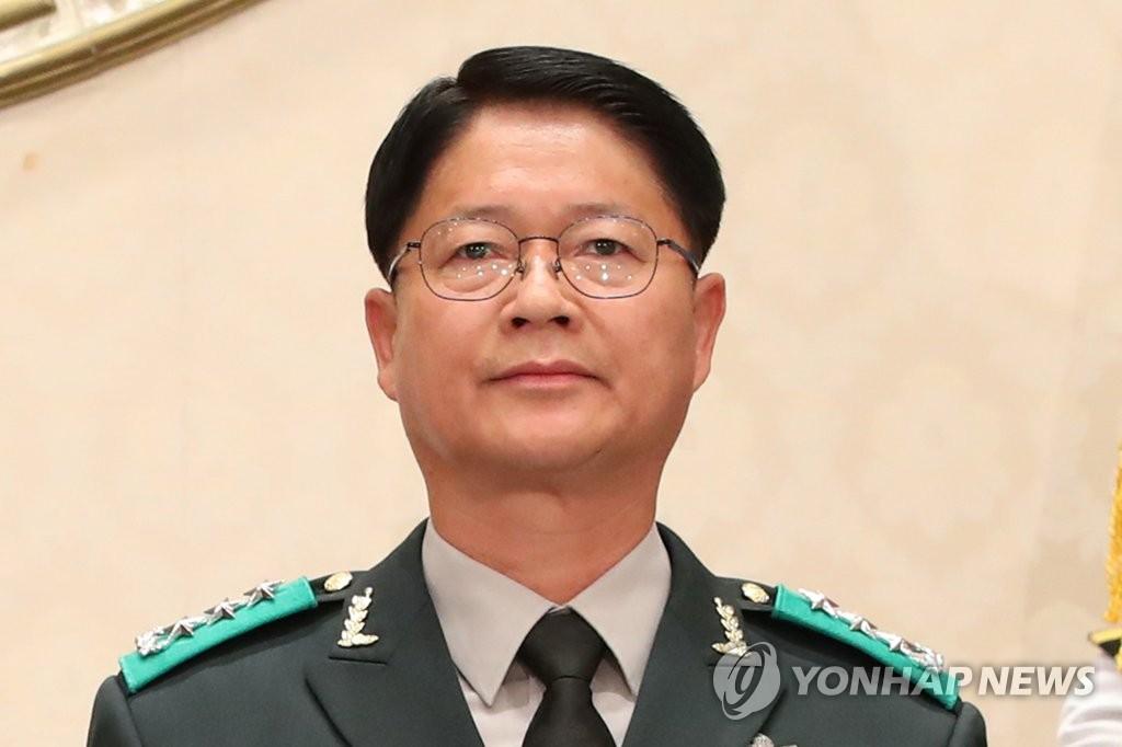 군인사 단행…육군참모차장 황대일·국방개혁비서관 강신철(종합2보)