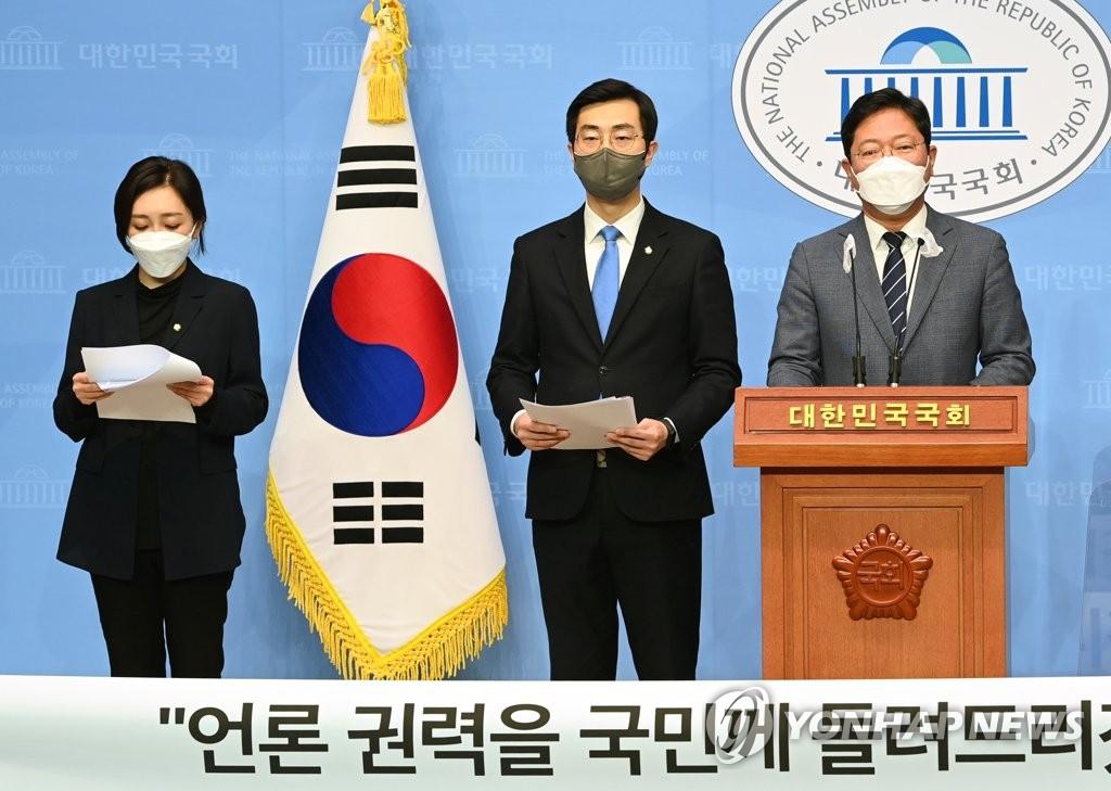 """김승원, 미디어바우처법 발의…""""국민이 매체별 광고액 결정"""""""