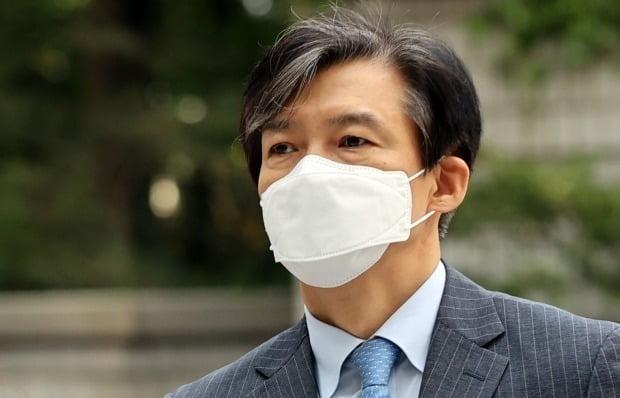 조국 전 법무부 장관이 인터넷 언론사 기자를 '명예훼손 혐의'로 고소한 사건이 국민참여재판으로 열린다. /사진=연합뉴스