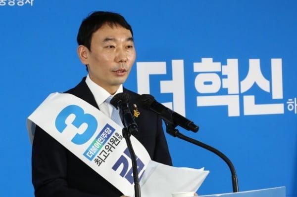 더불어민주당 최고위원인 김용민 의원 /사진=연합뉴스