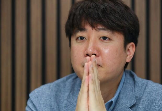 국민의힘 당 대표 경선에 출마하는 이준석 전 최고위원_사진=연합뉴스