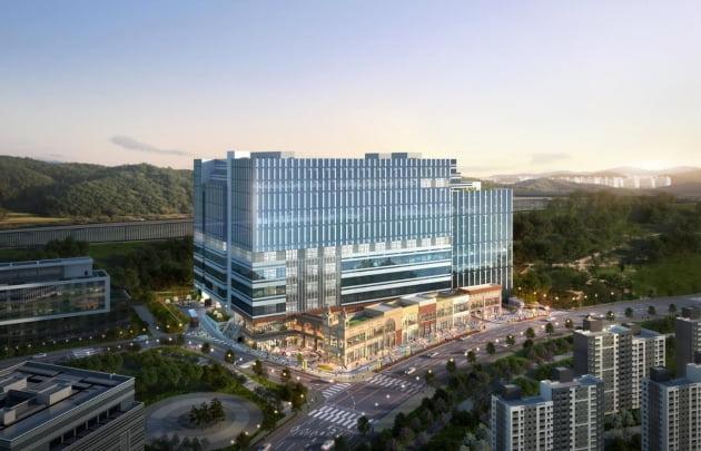 현대엔지니어링,복합 비즈니스센터 '현대 테라타워 구리 갈매' 공급