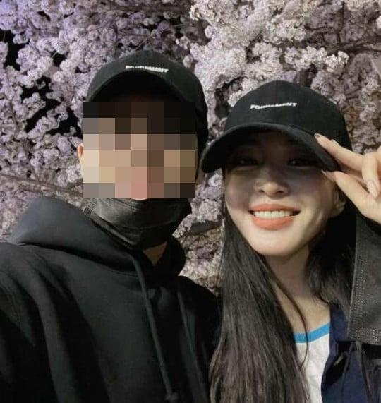 한예슬과 남자친구 류모씨 /사진=한경DB, 한예슬 SNS