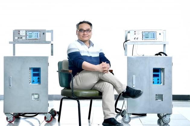 [2021 한밭대 스타트업 CEO] 전기천공과 정밀약물주입 기술 융합해 암치료 기술 개발 중인 밀알