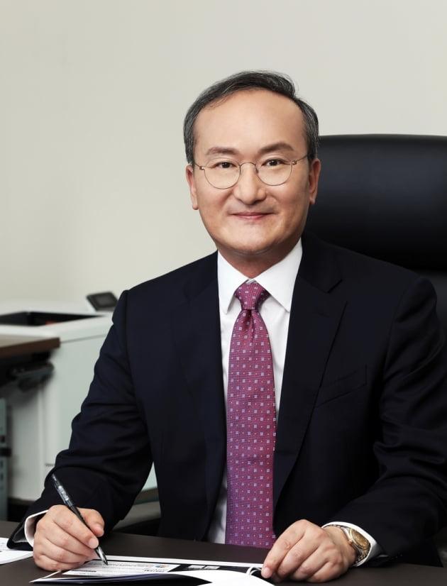 이석희 SK하이닉스 사장(CEO). 한경DB