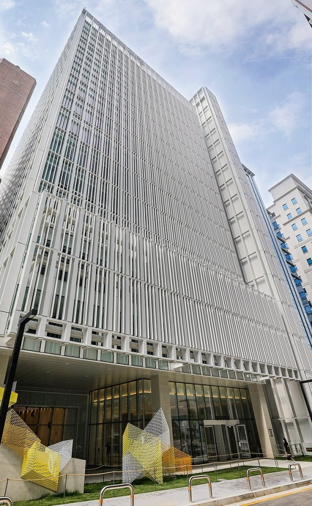 서울 대치동 현대백화점 사옥 전경. 사진=현대백화점그룹