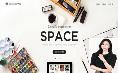 스퀘어스페이스, 크리에이터 위한 '올인원' 플랫폼