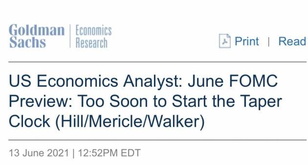 [김현석의 월스트리트나우] 경기민감주 대신 기술주 랠리…FOMC 이후엔?
