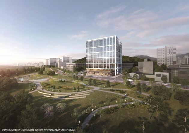 롯데건설의 첫 브랜드 지식산업센터 '놀라움 마곡' 이달 분양