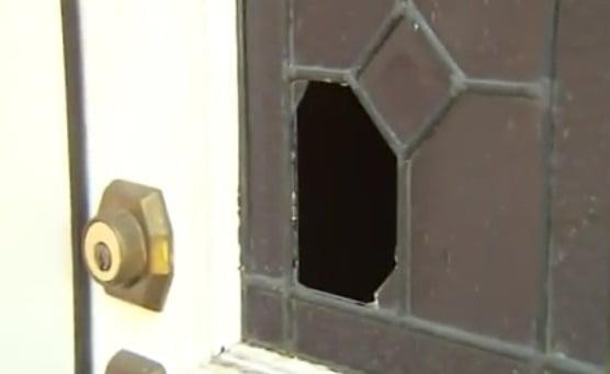 남의 집에서 샤워하다 붙잡힌 도둑 / 사진 = CNN 관련 보도 캡처