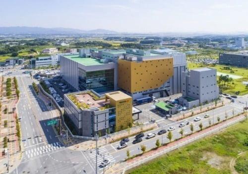 충북 청주 오창과학산업단지에 있는 에코프로비엠 본사 /사진=에코프로비엠