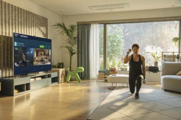 삼성전자가 지난 3월 출시한 네오 QLED TV. 삼성전자 제공.