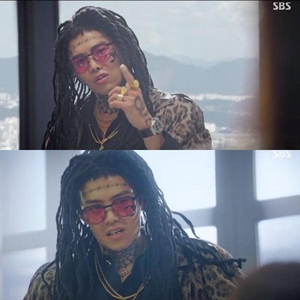 /사진=SBS 금요드라마 '펜트하우스3' 영상 캡처