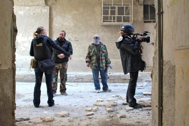 2012 시리아 전쟁 (알레포 시)_Aleppo Syria