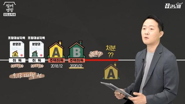 """""""분양권이 두 개여도 일시적 2주택 될까요?"""" [집코노미TV]"""
