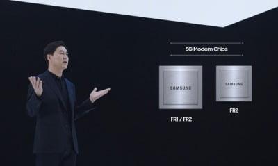 """""""화웨이 잡는다""""…5G 핵심칩 승부수 던진 삼성"""