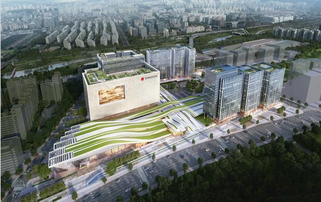 국가철도공단, 수서역 일원 복합환승센터 개발에 한화건설컨소시엄 선정