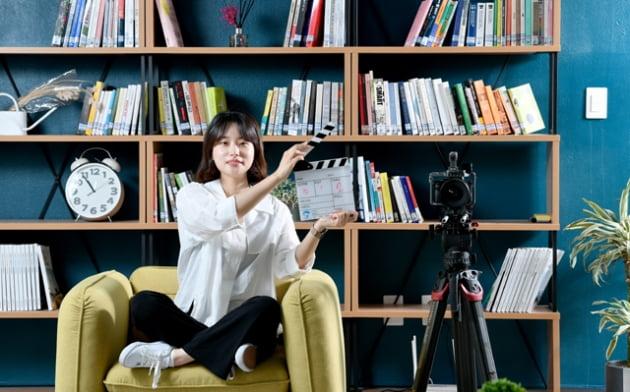 [광주북구 대학타운형 도시재생뉴딜사업] 10분짜리 달달한 웹드라마 만드는 '바닐라씨'