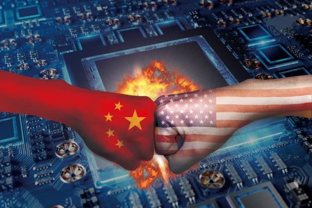 美, 中과 기술패권 전쟁에 '올인'