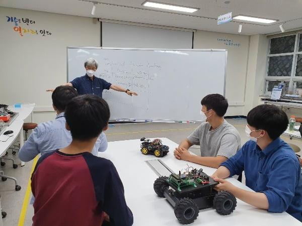TNC technical meeting 모습
