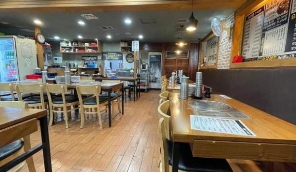 서울 시내 한 식당의 모습. 뉴스1