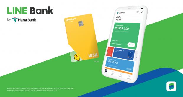 하나금융그룹, 글로벌 모바일 플랫폼 라인(LINE)과 인도네시아에서 '라인뱅크(LINE Bank)' 서비스 시작