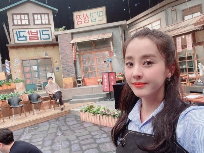 """'이만갑' 박은혜 하차 소감 """"꿈을 꿀 수 있는 행복을 알게 해준 프로그램"""""""