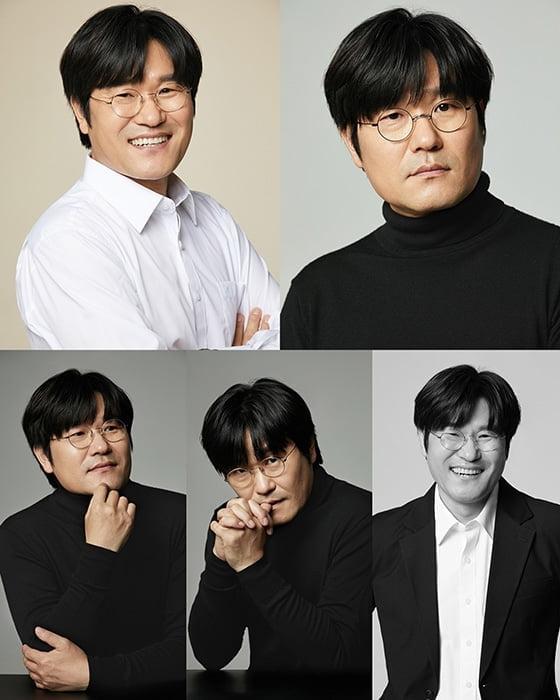 이규회, '온화→카리스마' 새 프로필 화보 공개