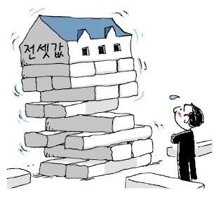 """102주째 오른 서울 아파트 전셋값…""""하반기에 더 오른다"""""""
