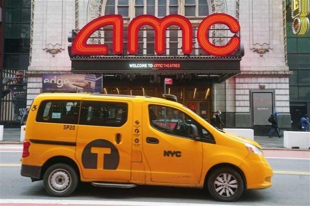 미국 최대 극장체인 AMC엔터테인먼트. /사진=연합뉴스