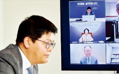 """한정애 """"10년간 50조원 녹색금융 지원"""""""