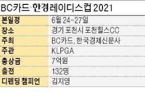 '명승부 제조기' BC카드·한경 레이디스컵…'포천퀸' 누가 될까