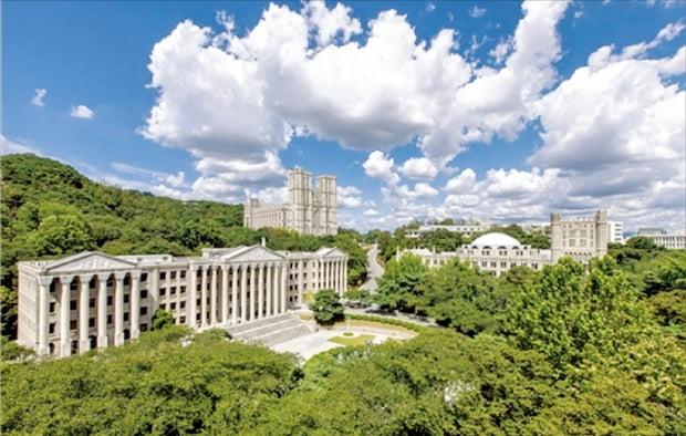 경희대학교 서울캠퍼스 전경