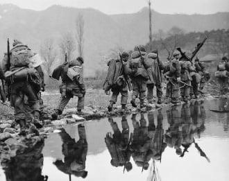 [사진이 있는 아침] 가평 전투의 영웅들