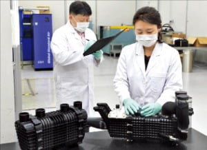 넥쏘 올라타는 코오롱인더…수소차 핵심부품 공급