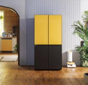 삼성전자 비스포크 냉장고, 도어 개수·색상 맞춤형 냉장고