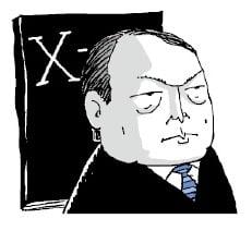 [천자 칼럼] X파일