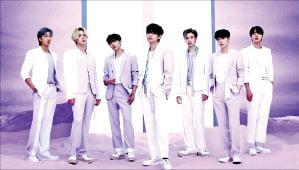 BTS 넘어선 BTS…'버터' 빌보드 핫100 순위 4주 연속 정상