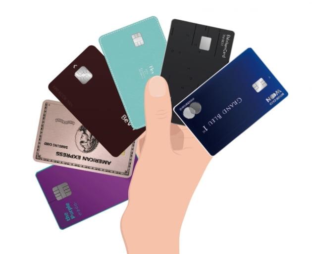 명품·호텔·골프에 혜택 집중...프리미엄 신용카드 인기 비결