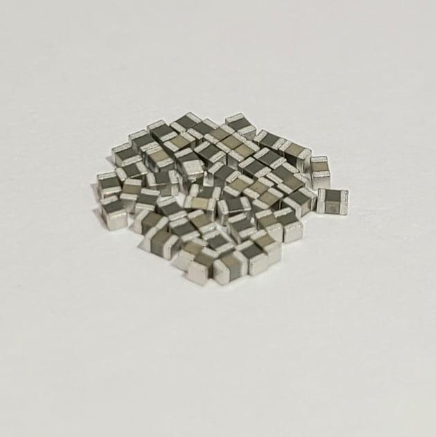 (사진) 1005 MLCC. /삼성전기 제공