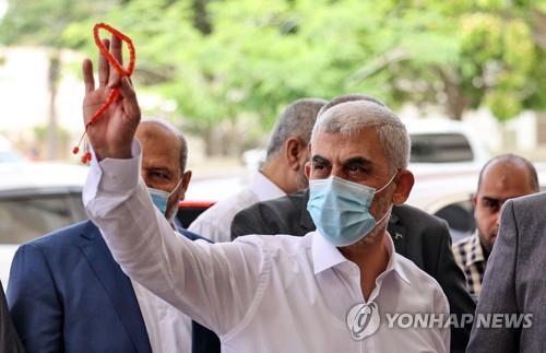 """하마스 """"억류된 이스라엘인 송환 논의 준비돼 있어"""""""